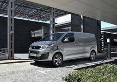 La nueva Peugeot e-Expert.