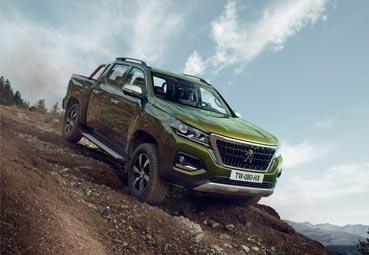 Peugeot presenta su nuevo pickup Landtrek en América Latina