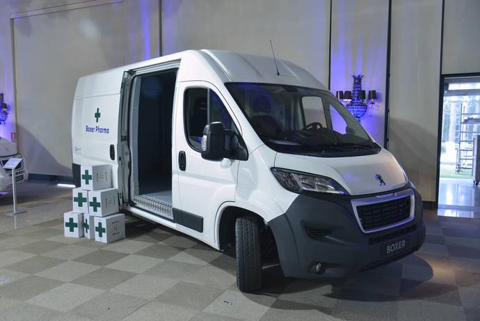 Peugeot afianza su liderazgo en vehículos comerciales