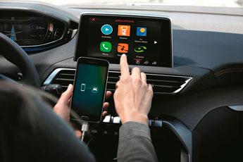 Peugeot renueva su aplicación móvil MyPeugeot