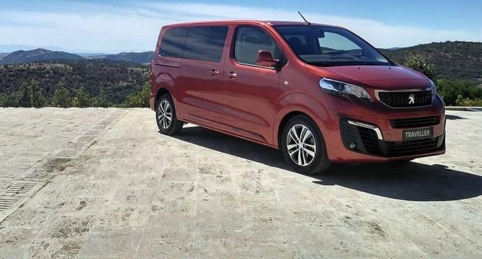 Peugeot Traveller, alta tecnología y diseño espacioso pensado para familias
