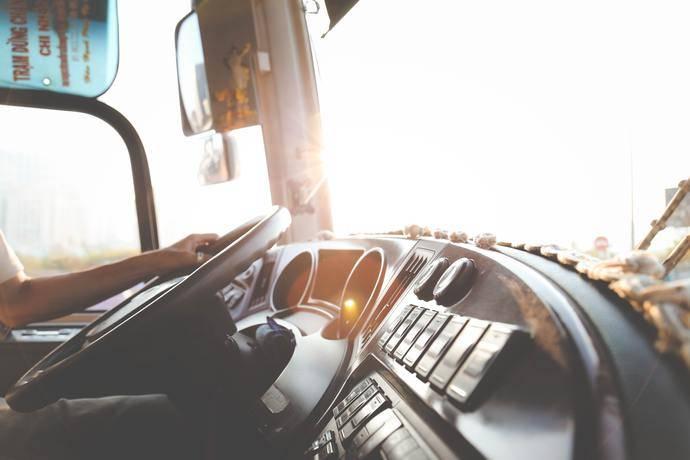 Las infracciones en el transporte escolar descienden un 4%