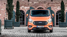 Ford renueva su Transit Custom con más avances tecnológicos y espacio en el interior