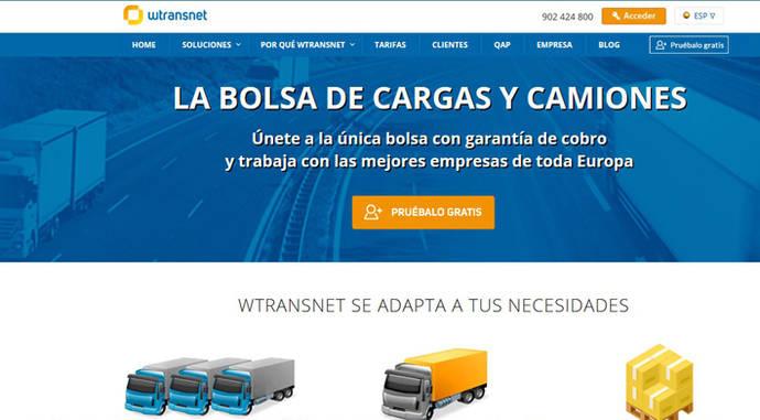 Alpega compra la bolsa de cargas Wtransnet y expande su influencia europea
