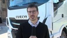 Imagen del vídeo de Iveco.