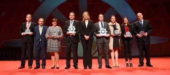 Atlas Copco y Herco, ganadoras del Premio Pilot a la Excelencia Logística