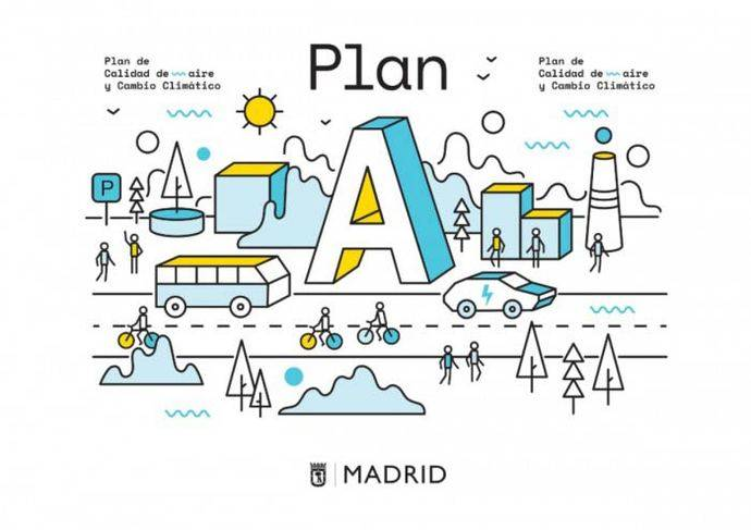 Atradice se opone al Plan A madrileño