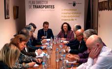 Murcia propone la creación de seis áreas de movilidad