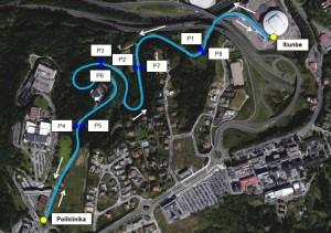 Plan para mejorar el acceso y la movilidad de la ciudad en verano con Dbus