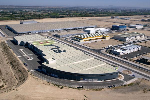 Plaza Zaragoza, quinta mejor plataforma logística europea y primera española