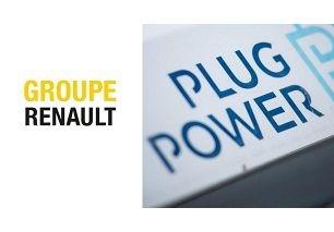 Renault & Plug Power: furgonetas de hidrógeno