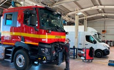 Renault Trucks entrega 20 unidades multipropósito