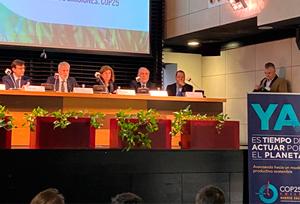 AOP defiende la reducción de emisiones de CO2 para toda la industria española y europea