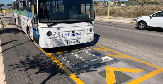 Alstom presenta en Málaga el Aptis y el nuevo concepto de carga rápida
