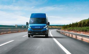 Iveco lanza una nueva campaña con carencia de pago hasta 2021