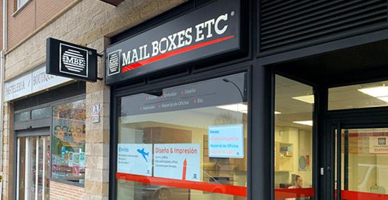 Mail Boxes Etc. empieza el año con una nueva inauguración en Collado de Villalba