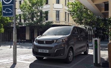 Nuevo Peugeot e-Traveller con motorización 100% eléctrica