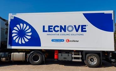 Lecnove Innovative Cooling Solutions, la nueva colaboración entre Leciñena y Tecnove