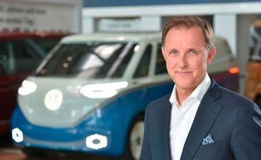 Volkswagen 'trabaja desde casa' para mantener gran parte del negocio