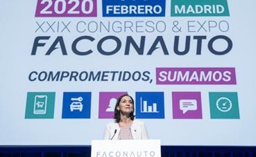 Reyes Maroto muestra su compromiso para garantizar el futuro