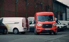 Nueva tecnología de estacionamiento de la Ford Transit
