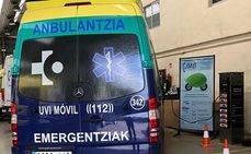 Desinfecciones gratuitas de JMB para las ambulancias