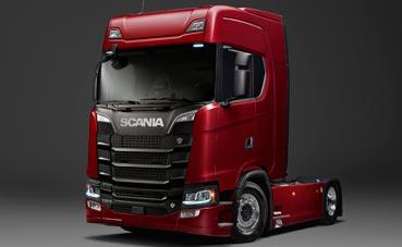 Con Scania Configurator verás el camión antes de pedirlo