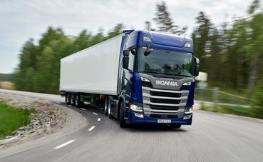 Datos muy positivos para la compañía Scania en el Mercado Ibérico