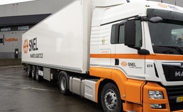 Vos Logistics adquiere SNEL Shared Logistics y amplía su red