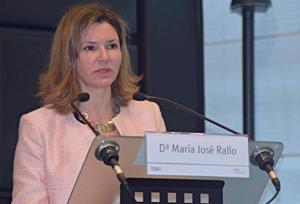 Se confirma a la secretaria general de Transportes y Movilidad, María José Rallo