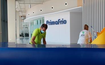 Grupo Primafrio apoya la integración laboral de personas con discapacidad