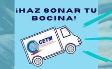 La CETM convoca hoy a transportistas para hacer sonar sus bocinas