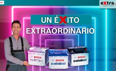 "Termina la campaña de ""Baterías Bosch"": un éxito eXtraordinario"