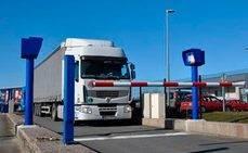 Primera ubicación de estacionamiento seguro de camiones Bosch en Francia