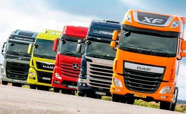 Sentencia contra el cártel de camiones que estima la demanda