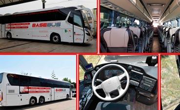 Nogebus entrega dos unidades para el cliente Badajoz Sevilla Bus