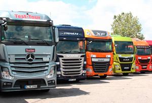Caída del 11,5% en las matriculaciones de vehículos comerciales en la Unión Europea en enero