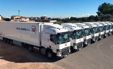 El transporte de mercancías, esperanzado ante el Plan municipal de Ayudas a la Renovación