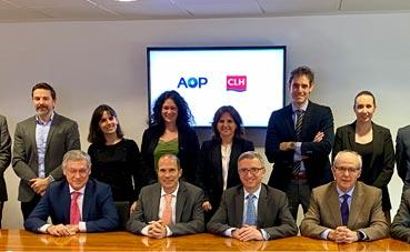 AOP y CLH se alían para impulsar los combustibles bajos en carbono