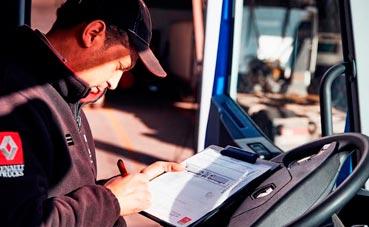 Acción de Renault Trucks para los más mayores