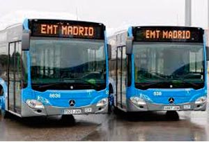 El transporte de viajeros recupera los niveles de servicio de la segunda semana de confinamiento