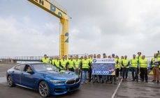 Rhenus Cuxport gestiona la operativa para el Grupo de automoción BMW