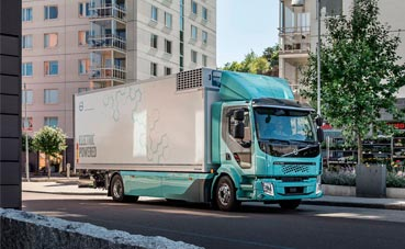 Volvo Group e Isuzu Motors buscan formar una alianza