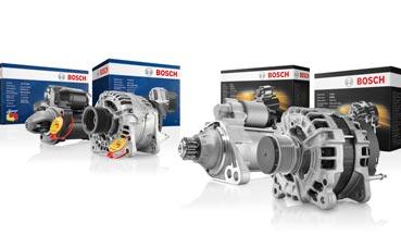 Bosch facilita la devolución de cascos de motores de arranque