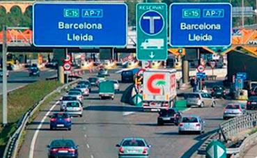 Cataluña no incluye el transporte de mercancías en su Decreto Ley