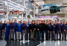 CNH Industrial anuncia la suspensión durante dos semanas
