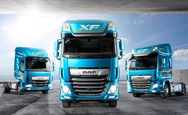 DAF España apoya a los transportistas con 500€/camión