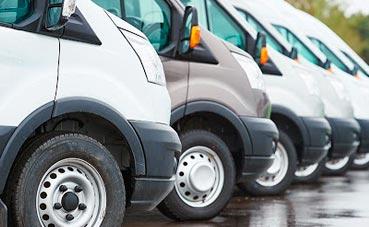 La demanda de vehículos comerciales en la Unión Europea cae un 20,3% en junio