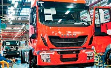 Iveco Valladolid fabrica su cabina pesada número 100.000