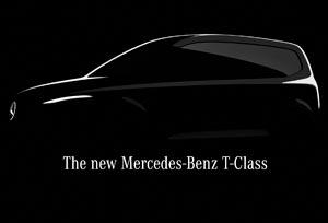 Nueva Clase T de Mercedes-Benz: la furgoneta compacta para el cliente privado